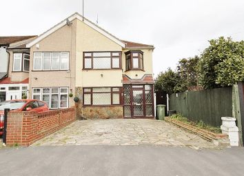 Thumbnail 3 bed terraced house for sale in Faircross Avenue, Romford