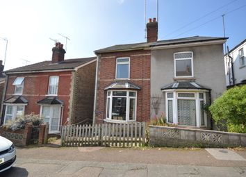 Thumbnail 2 bed semi-detached house for sale in Dynevor Road, Tunbridge Wells