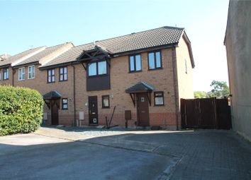 Thumbnail 2 bed end terrace house to rent in Kitchener Road, Rochester, Kent