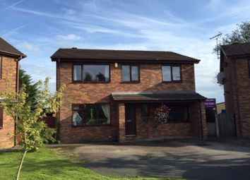 Thumbnail 4 bedroom detached house for sale in Meadow Park, Garstang, Preston