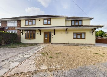 Thumbnail 4 bed semi-detached house to rent in Retford Road, Romford
