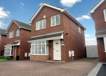 Thumbnail 3 bed detached house for sale in Sycamore Road, Kingsbury