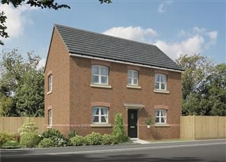 Thumbnail 3 bed detached house for sale in Bluestone Meadow, Chester Road, Broughton