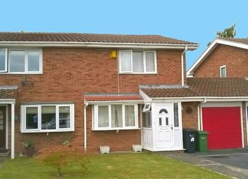 Thumbnail 3 bed semi-detached house to rent in Grandstand Road, Hereford