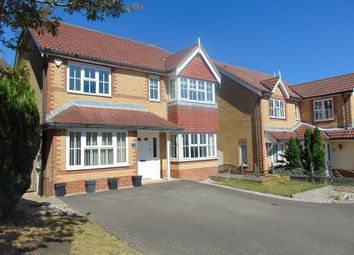 Thumbnail 4 bed detached house to rent in Harry Pay Close, Kennington, Ashford