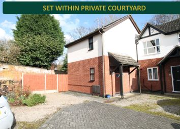 Thumbnail 3 bedroom end terrace house for sale in Elms Court, Stoneygate, Leicester