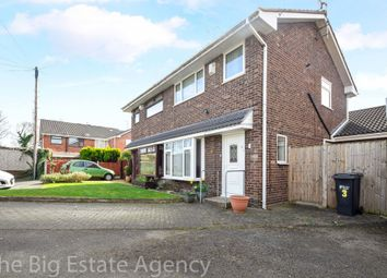 Thumbnail 4 bed semi-detached house for sale in Weston Close, Garden City, Deeside