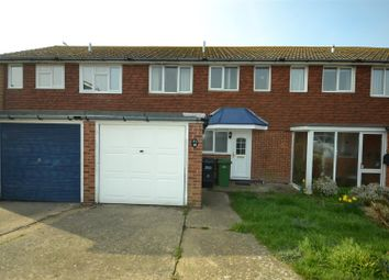 Thumbnail 3 bed terraced house for sale in Asten Close, St. Leonards-On-Sea