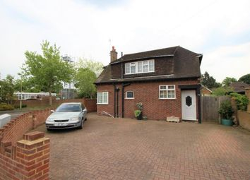 Thumbnail 4 bed detached house for sale in Connaught Road, Fleet