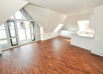 Thumbnail 2 bed flat to rent in Flat One, Satellite House, Wrotham Road, Meopham