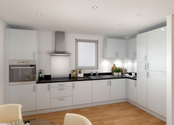 Thumbnail 1 bedroom flat for sale in Brunel Way, Alcester Road, Stratford Upon Avon, West Midlands