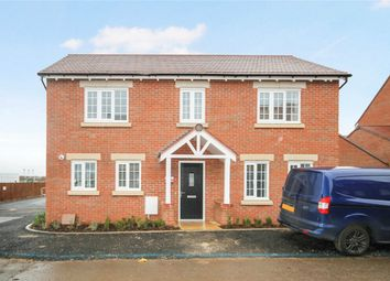 Thumbnail 4 bed detached house for sale in The Woodhull, Manor House Park, Biddenham, Bedford