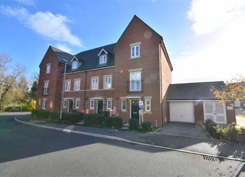 Thumbnail 3 bed town house for sale in Bledisloe Way, Tuffley, Gloucester