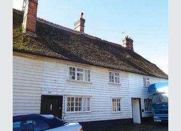 Thumbnail 2 bed terraced house for sale in 3 Church Lane, Nr Royston, Hertfordshire