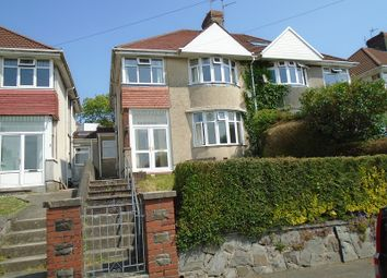 Thumbnail 3 bed semi-detached house to rent in Lon Cwmgwyn, Sketty, Swansea