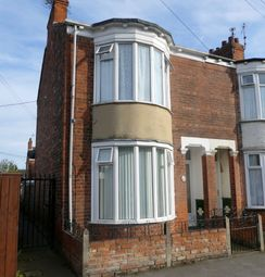 Thumbnail 3 bed end terrace house for sale in Marlow Street, Hull