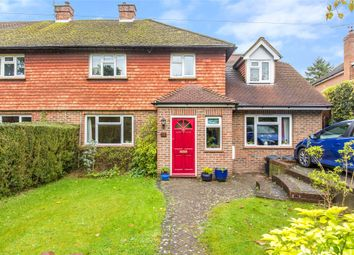 Thumbnail 4 bed semi-detached house for sale in Ridlands Rise, Limpsfield Chart, Oxted, Surrey