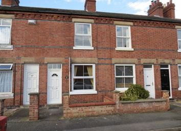 Thumbnail 2 bed terraced house to rent in Fernie Avenue, Melton Mowbray