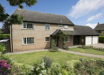 Thumbnail 5 bed detached house for sale in Broadweir, The Lane, Easton, Huntingdon