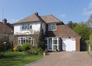 Thumbnail 3 bed detached house for sale in Gillham Wood Road, Bexhill-On-Sea