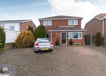 Thumbnail 3 bedroom detached house for sale in Collingwood Road, St. Margarets-At-Cliffe, Dover
