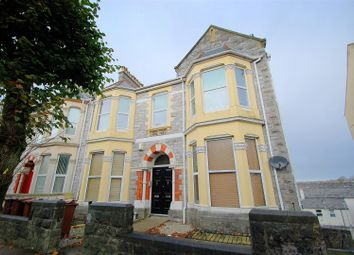 Thumbnail 1 bedroom maisonette for sale in Houndiscombe Road, Mutley, Plymouth