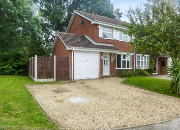 Thumbnail 3 bedroom semi-detached house for sale in Chelworth Road, Kings Norton, Birmingham