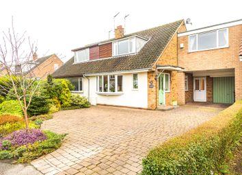 3 bed semi-detached house for sale in Bramley Garth, York, North Yorkshire YO31