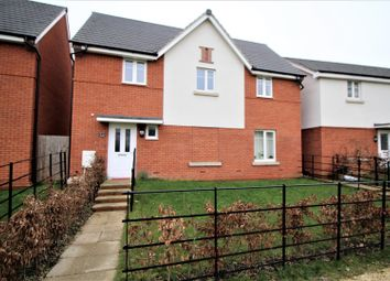 Thumbnail Detached house for sale in Somerley Drive, Crawley
