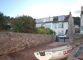 Thumbnail 3 bed end terrace house to rent in Strand, Shaldon, Devon