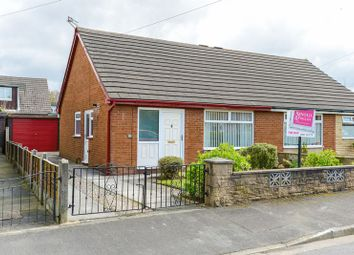 Thumbnail 2 bed semi-detached bungalow for sale in Holly Crescent, Coppull, Chorley