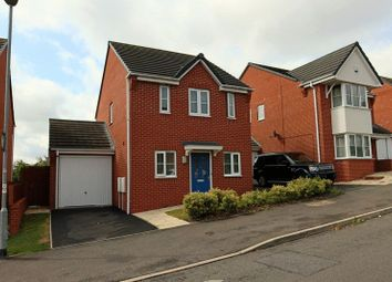 Thumbnail 3 bed detached house for sale in Main Street, Weston Coyney, Stoke-On-Trent