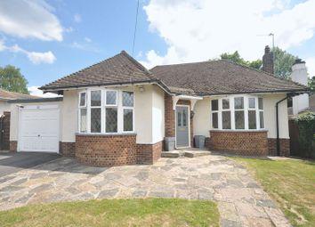 Thumbnail 3 bed detached bungalow for sale in Parkers Close, Ashtead