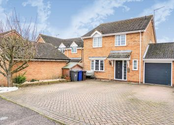 Thumbnail 4 bed detached house for sale in Micklesmere Drive, Ixworth