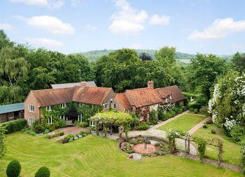 Thumbnail 5 bedroom detached house for sale in Skirmett, Henley-On-Thames