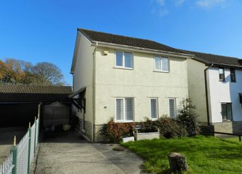 Thumbnail 3 bed detached house for sale in Angelton Green, Pen-Y-Fai, Bridgend