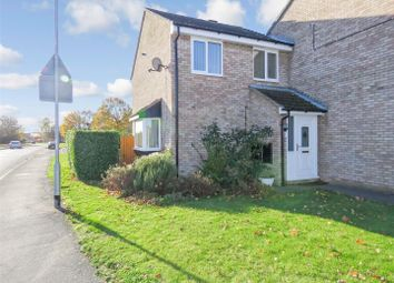 Thumbnail 2 bed end terrace house for sale in Nelson Road, Eaton Socon, St. Neots