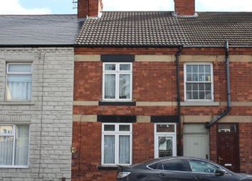 2 bed terraced house for sale in Priestsic Road, Sutton-In-Ashfield NG17