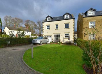 Thumbnail 5 bedroom detached house for sale in Hatherlow, Romiley, Stockport