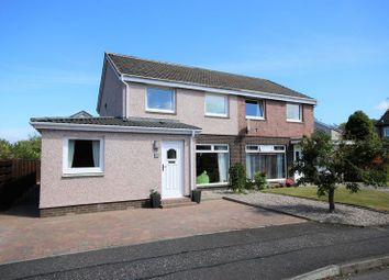 Thumbnail 4 bed semi-detached house for sale in Avontoun Park, Linlithgow
