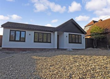 Thumbnail 4 bed detached bungalow for sale in The Street, Ulcombe, Maidstone, Kent