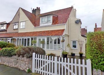 Thumbnail 3 bed semi-detached house for sale in Church Drive, Rhos On Sea, Conwy