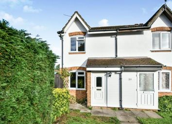 Thumbnail 2 bed end terrace house for sale in Mannington Lane, Westlea, Swindon, Wiltshire