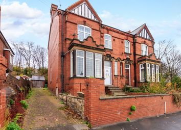 Thumbnail 4 bed semi-detached house for sale in Bradford Road, Wrenthorpe, Wakefield
