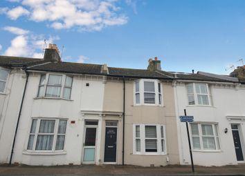 Thumbnail 2 bedroom terraced house for sale in Haddington Street, Hove