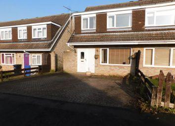 Thumbnail 3 bed semi-detached house for sale in Avenue Bernard, Brackley