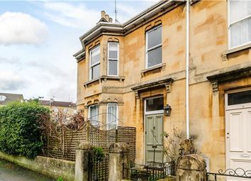 Thumbnail 4 bed end terrace house for sale in Foxcombe Road, Bath