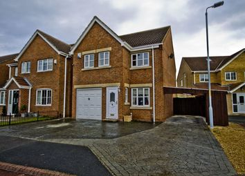 Thumbnail 3 bed detached house for sale in Hawkstone, Marton-In-Cleveland, Middlesbrough