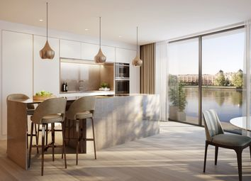 Thumbnail 3 bed flat for sale in Henley House, Fulham Reach
