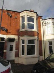 Thumbnail 3 bed terraced house to rent in Euston Road, Northampton